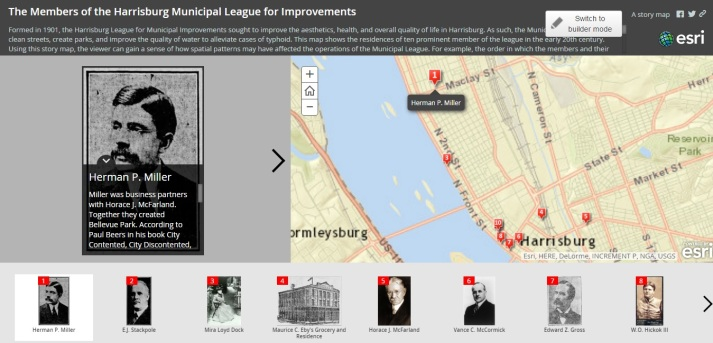 digital harrisburg story map pic